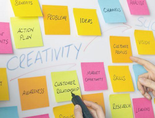 La importancia de la creatividad corporativa para innovar en contextos difíciles