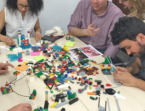 Solución de retos con Design Thinking y Lego® Serious Play®