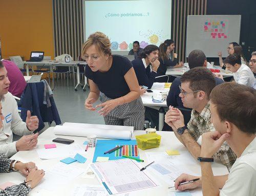 Co-creación. Identificación de retos y soluciones creativas para el nuevo retail de HMY