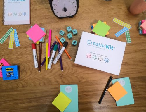 """Creatividad y Design Thinking: innovar en el sector editorial con Creativikit®"""