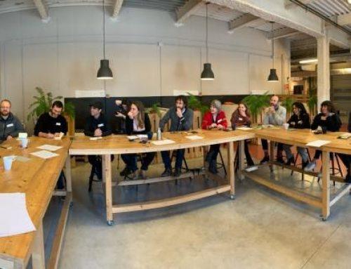 Jornada de cocreación para diseñar el nuevo Impact Hub BCN con Creativikit®