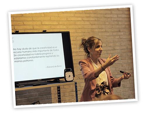 Workshop para empresas Diana Pinos